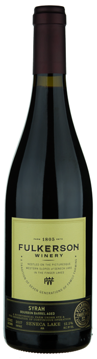 Bourbon Barrel Syrah