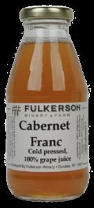 Cabernet Franc Juice