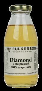 juice bottle - diamond